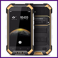 Защищенный смартфон IP68 Blackview BV6000S 2/16 GB (YELLOW). Гарантия в Украине!
