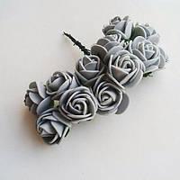 Розы 2см 12шт
