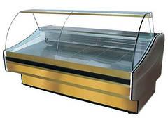 Холодильные, морозильные витрины