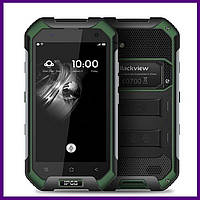 Защищенный смартфон IP68 Blackview BV6000S 2/16 GB (GREEN). Гарантия в Украине!