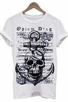 "Мужская футболка OPIUM-""Pirate Codex"""