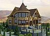 Проект дома, Дом Сказка 360м2, фото 2