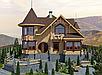 Проект дома, Дом Сказка 360м2, фото 5