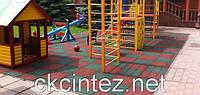 Покрытие для уличных детских площадок, фото 1