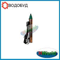 70 м 70 мм 750 Вт 100 QJD 2-70/11-0.75 H.World погружной насос для скважины , глубинный, центробежный
