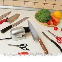 Точилка для ножей и ножниц электрическая, фото 2