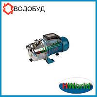 1100 Вт JS100S H.World водяной насос поверхностный самовсасывающий для насосной станции из нержавейки