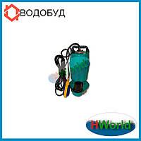 750  Вт QDX 10-16-0.75 H.World водяной дренажный насос для грязной воды
