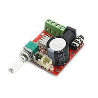 PAM8610 стерео усилитель класса D 2х10 Вт