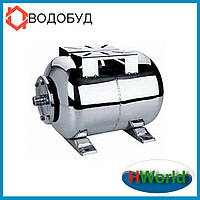 50 л гидроаккумулятор для водоснабжения, бак для воды нержавейка