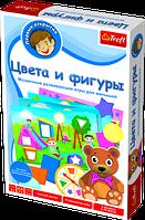 Настольная игра Trefl Цвета и фигуры (TFL-01106)