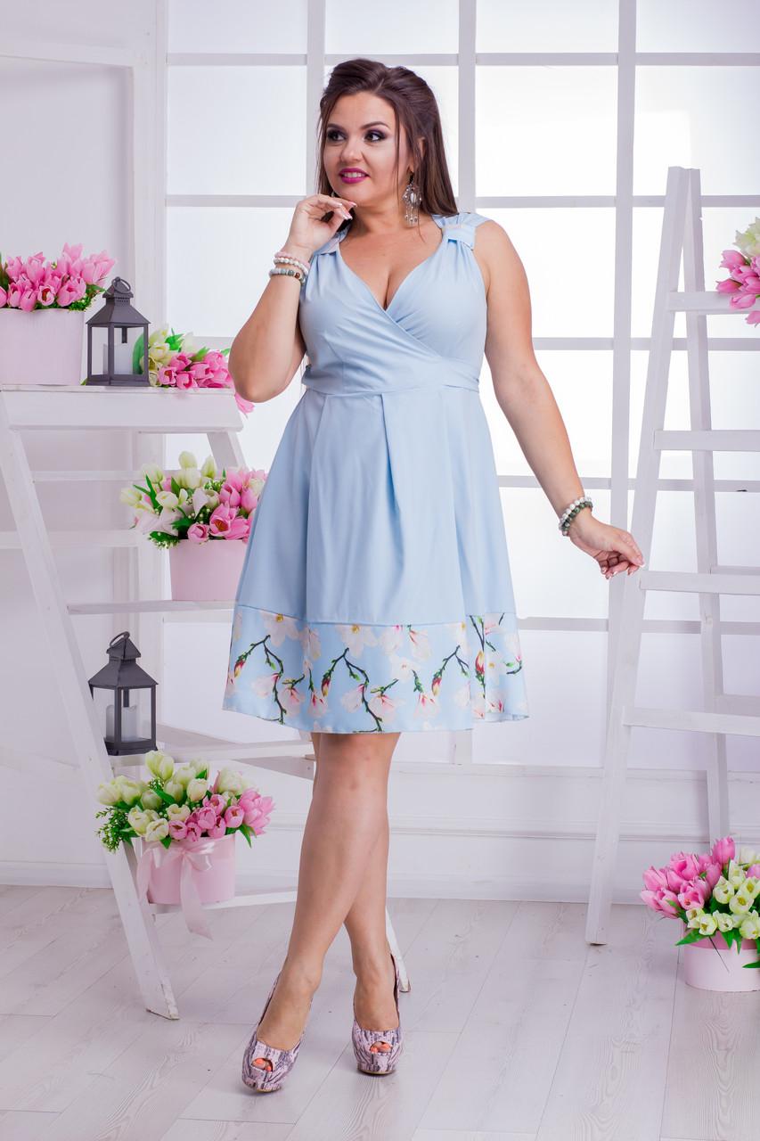 Платье 03498