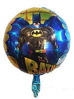 Шар фольгированный воздушный Бэтмен
