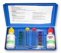 Тестер  капельный Cl и pH (Aqua Doktor, Китай)
