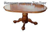 Стол обеденный раскладной 4260-4 (4260STC) дуб кантри, деревянный