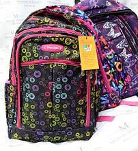 Рюкзак шкільний з принтом Five Club L173 (L19) для дівчинки