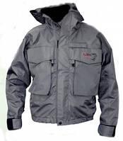 Куртка дышащая короткая Baleno Siopor серая XXXL