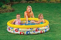 Детский надувной бассейн Intex 58449 Волны