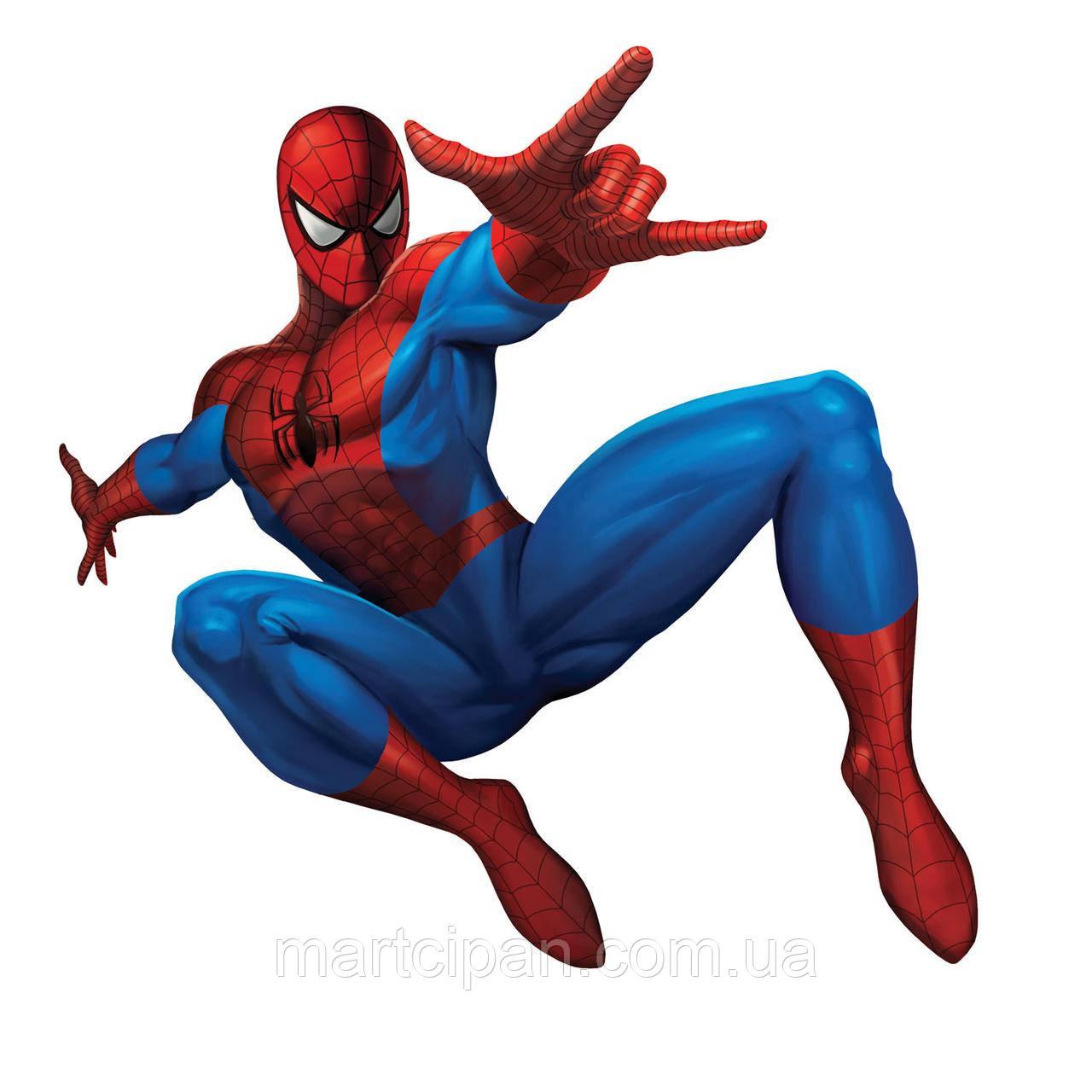 Человек паук 38 Вафельная картинка - купить по лучшей цене ...