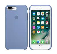 Оригинальный Силиконовый чехол Apple / Original iPhone 7 Plus Silicone case Azure (MQ0M2) Новая коллекция