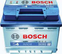 Аккумуляторы Bosch S4 60Ah/ пусковой ток 540