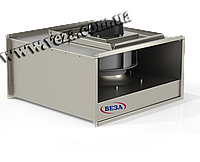 Канальный радиальный вентилятор с ЕС-двигателем Канал-ЕС-100-50-8-380