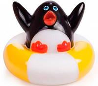 Игрушка-пищалка для купания Пингвин, Canpol