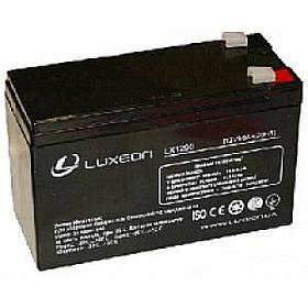 Аккумуляторная батарея LUXEON LX1270E 12В 7.0АЧ