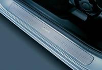 Накладки на внутренние пороги Mazda CX-5 2012-2017 Nataniko
