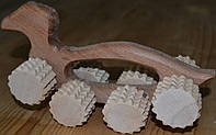 Масажор дерев`яний  ручний  .
