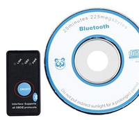 Адаптер ELM Bluetooth 327 MINI