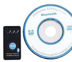 Адаптер ELM Bluetooth 327 MINI