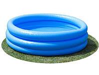 Детский надувной бассейн Intex 58446 хрустальный 168-41см