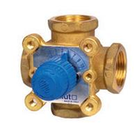 Трехходовой клапан MUT VM 3 серия 3000R DN 3/4» (размер А= 88 мм)