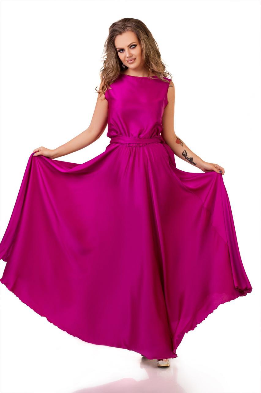 4d85e47eb14f6ef Невероятно красивое вечерние платья из шелка большого размера. Ткань: шелк.  Размер: 48