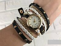 Женские часы наручные на кнопке, 6 цветов