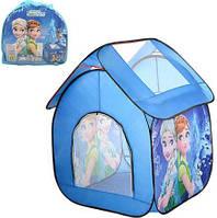 Игровая Палатка домик M 3096 Холодное сердце