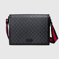 Мужская сумка Gucci supreme messenger