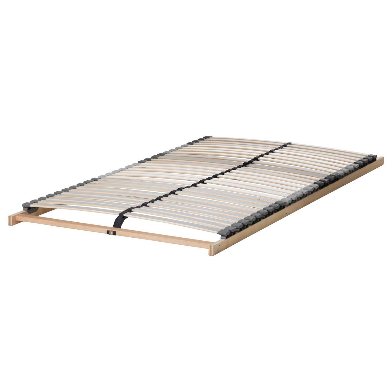 Brimnes Rama łóżka Z Szufladami Biały Lönset 29018740