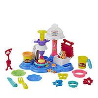 Пластилин Play-Doh Cake Party Playset