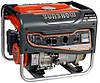 Генератор бензиновий зі стартером SunShow SS2600E безщітковий, мідна обмотка