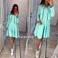 Костюм (платье+пиджак)