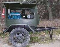 САК дизельный, двигатель Т40, д144