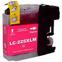 Струйный картридж WOX для  Brother LC 225M  LC225XLM