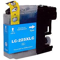 Струйный картридж WOX для  Brother LC 225C  LC225XLC