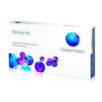 Контактные линзы Biofinity XR 3 + 1шт в Подарок -12.5