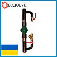Байпас для систем отопления DN 50 клапан/длинный