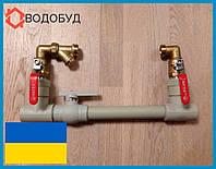 Байпас для систем отопления 32 ППР