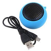 Портативный мини-динамик, зарядка от USB, пляжный динамик, фото 1