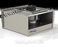 Канальный радиальный вентилятор с ЕС-двигателем Канал-ЕС-100-50-2-380